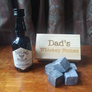 Dad's Whiskey Stone Gift Set