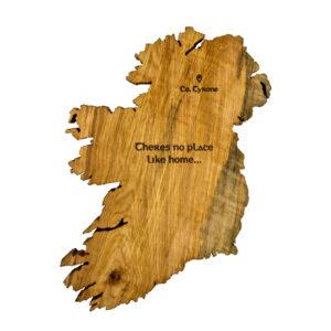 Map of Ireland 2 product photo