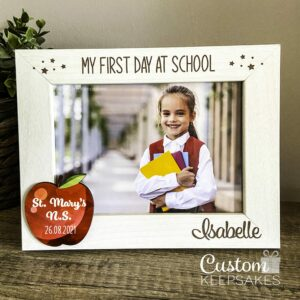 FR011 - My First Day at School Frame