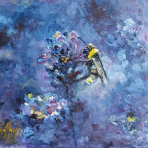 The Lavender Bee