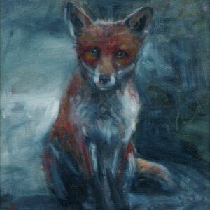 Fox print 2