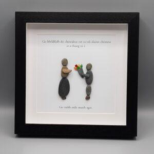 Pebble Art/ Thank You