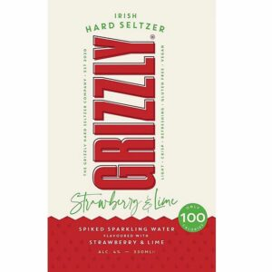 GRIZZLY-STRAWBERRY
