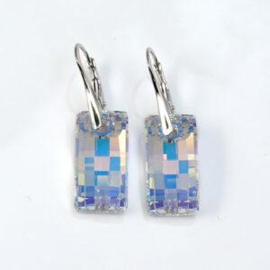Rhodium-plated-Silver-earrings-with-Crystal-AB-Urban-Swarovski-crystals-Retha-Designs