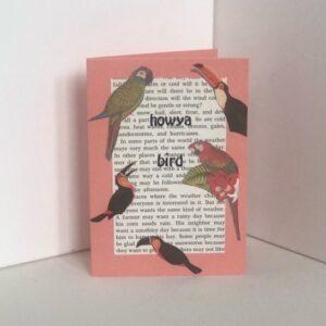 Howya Bird Card