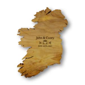 Unique Irish wedding gift
