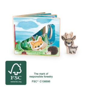 Picture book_interactive book_wooden book_Pikodo_eco friendy_fsc mark_kids books_story book_01