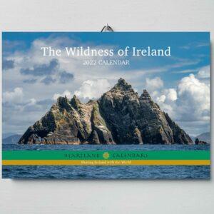 The Wildness of Ireland Calendar 2022