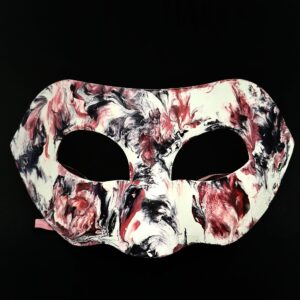 Face mask for carnival, ballroom, masquerade, wedding, prom, hen or stag party, theatrical