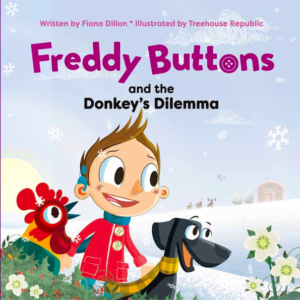 Freddy Buttons Book 7