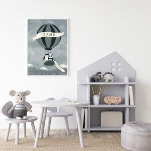 Panda & Penguin ROOM
