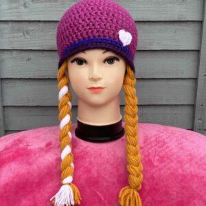 Anna Hat age 4-6