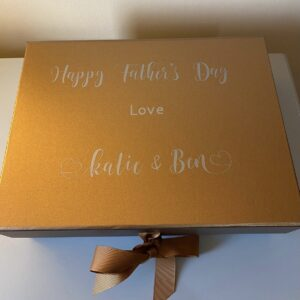 Fathers Day Box Front