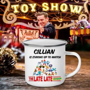 enamel mugs toyshow