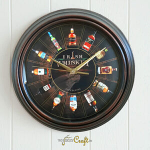WEB clock irish