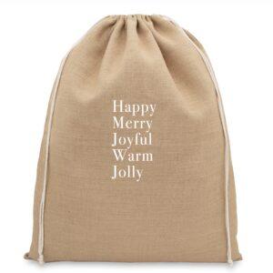 warm jolly