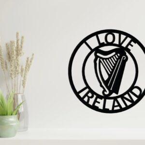 Irish Harp Image