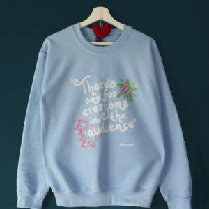 **PRE-SALE** The Toyshow Christmas Jumper - Ice Blue