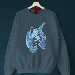 **PRE-SALE** CHRISTMACORN sweatshirt - Grey