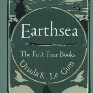 Earthsea, The First Four Books; Ursula K. Le Guin