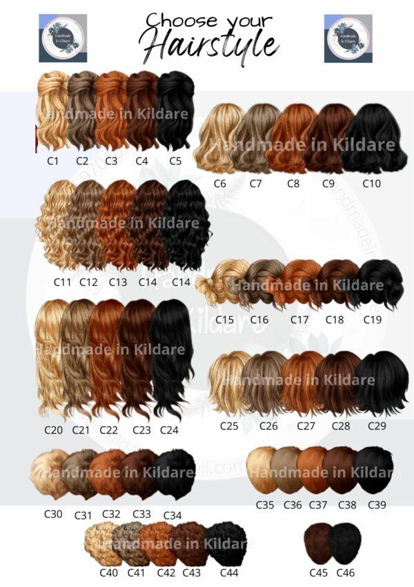 XMas Hairstyle