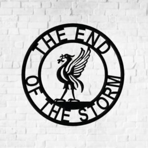 End of the Storm- Brick Wall