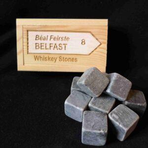 belfast with stones compressed