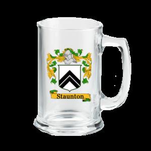 Staunton Crest Beer Mug