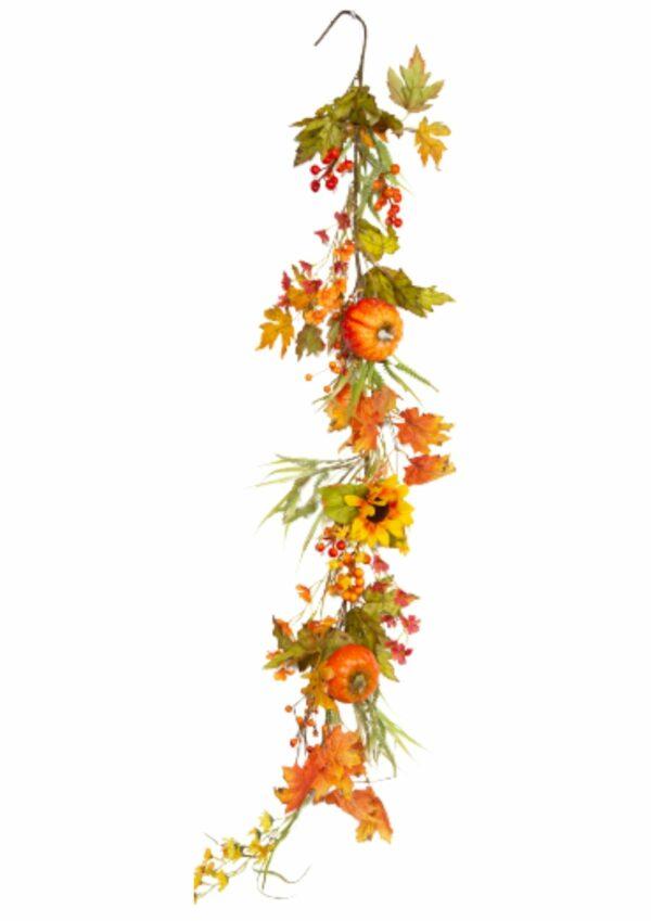 Copy of Copy of Copy of Autumn Wreaths & Foliage