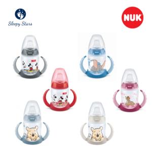 Disney Learner Bottle - NUK - Sleepy Stars all designs