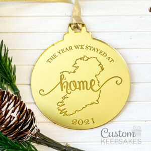 CD012 - The Year We Stayed At Home Gold