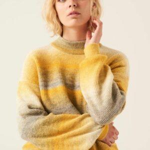 multicolour_striped_womens_sweater_front_irish_ladies_boutique