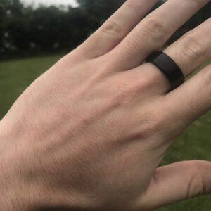 Irish Bog Oak Ring