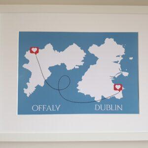 Offaly Dublin