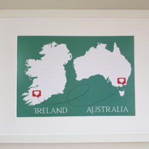Ireland Australia