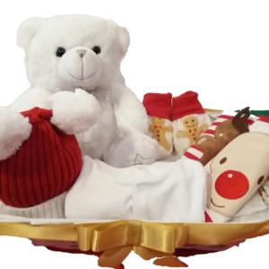 Christmas with Teddy Hamper