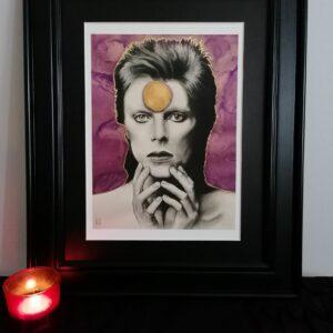 David Bowie Frame
